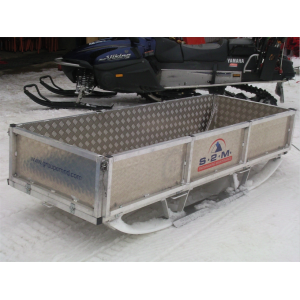 LUGE - REMORQUE TRANSPORT 500+